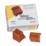 Xerox Phaser 8200 ColorStix gelb ca. 2.800 Seiten 2 Stück