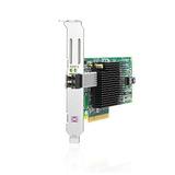HP 81E Fibre Channel Host Bus Adapter, 1port, PCI-Expess,