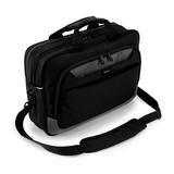 Targus City Gear Slim Tasche für 39,6cm (15,6'') Notebooks Polyurethan schwarz