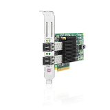 HP 82E 8Gb 2-port PCIe Fibre Channel Host Bus Adapter,