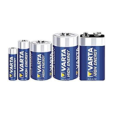 Varta High Energy Batterie AA LR6 Mignon 4er Pack