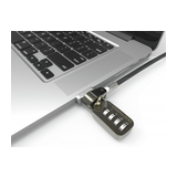 compulocks Ledge T-Bar Security Adapter und Combination Lock für MacBook Pro