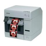 Epson TM-C3400, Cutter, USB, NiceLabel, weiß