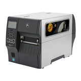 Zebra ZT410, 8 Punkte/mm (203dpi), Rewinder, RTC, Display, EPL, ZPL, ZPLII, USB, RS232, BT, Ethernet