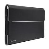 Toshiba Sleeve für 31,8cm (12,5'') Notebooks Kunstleder/Mikrofaser schwarz