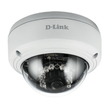 D-Link DCS-4602EV Full HD Outdoor Vandal-Proof PoE Dome Camera Farbe (Tag&Nacht) 2 MPixel 1920 x 1080 Pixel