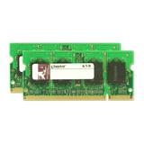 RAM 1024MB Kingston DDR2-RAM für Fujitsu Lifebook