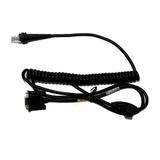 Honeywell Kabel für Wincor Beetle, RS232, gedreht, schwarz, 3m