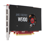 Dell AMD FirePro W5100 4 GB PCIe