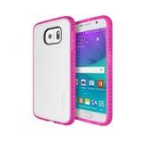 Incipio Octane Case für Galaxy S6 Frost/Neon Pink