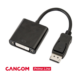 CANCOM Prime Line DisplayPort zu DVI-D Adapter
