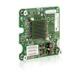 HP BLc QLogic QMH2562 Netzwerkkarte 2port Fibre Channel