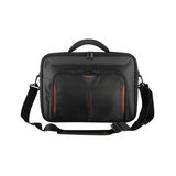 Targus Classic+ Clamshell Case für 39,6cm (15,6) Notebooks Polyester schwarz