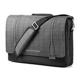 HP Slim Ultrabook Messenger Tasche für 39,6cm (15,6'') Notebooks schwarz/grau