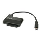Lindy USB 3.1 Gen 2 SATA 6Gbit/s AdapterTyp C
