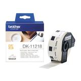 Brother CD/DVD-Etiketten 1000St/Rolle Durchmesser:24mm für QL-500 /-500 /-650TD Etikettendrucker