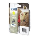 Epson Tintenpatrone C88 ca. 250 Seiten gelb
