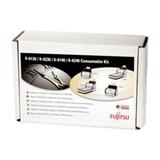 Fujitsu Consumable Kit für FI-6140/FI-6240/FI-6130 2xPickRoller 2xBreakRoller Total Lifetime 400.000 Dokumene oder 1 Jahr