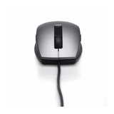 Dell USB-Laser-Mouse 6Tasten+Scroll, schwarz