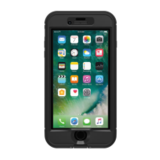 LifeProof NÜÜD - Wasserdichtes Hülle für iPhone 7 Plus Schwarz