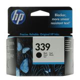 HP Tintenpatrone Nr. 339 schwarz