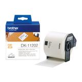 Brother Versand-Etiketten 300Stück/Rolle 62x100mm für QL-500/-550/-650TD
