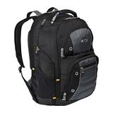 Targus Drifter Backpack für 40,6cm (16'') Notebooks Polyester schwarz/grau