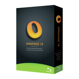 Nuance OmniPage 18.0 Standard Vollversion CD Deutsch Win