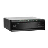 Cisco SG200-08 Gigabit Ethernet Switch 8ports