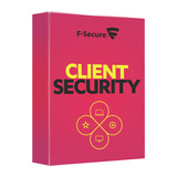 F-Secure Client Security Premium 25-99 User 1 Jahr Maintenance Renewal Lizenz Multilingual