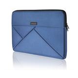 Toshiba Sleeve für 39,6cm (15,6'') Notebooks Polyester/Chloroprenkautschuk blau