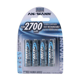 Ansmann Batterie Mignon NIMH max. 2700mAh 4 Stück