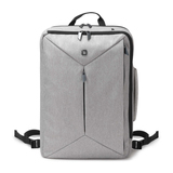 "Dicota Backpack Dual EDGE (15.6"") hellgrau"