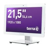 Wortmann TERRA 2211wh GREENLINE All-in-One PC i5-7500 8GB 250GB 54,6cm W10P