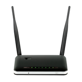 D-Link DWR-116 Wireless Router 4-Port Switch 802.11b/g/n