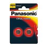 Panasonic CR2016 Knopfzelle Lithium-Mangandioxid 1,6x20 3V