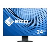 """EIZO FlexScan EV2456 61 cm (24"""") 1920 x 1200 Pixel 5 ms 1.000:1 350 cd/m² Pivot schwarz"""