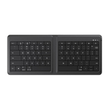 Microsoft Universal Foldable Keyboard Bluetooth Schwarz Layout Deutsch