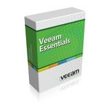 Veeam Backup Essentials Enterprise Bundle für VMware 2 Socket 1 Jahr Maintenance Lizenz