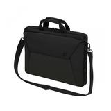 """Dicota Slim Case Edge für 29,5cm (11,6"""") Notebooks Polyester schwarz"""