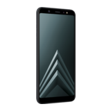 "Samsung Galaxy A6 Plus Schwarz 15,24 cm (6"") Touchcreen 24/16MPixel 32GB LTE WLAN Bluetooth Android"