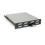 Tandberg RDX QuikStation Laufwerk 8xRDX 3xUSB2.0 2xGigabit Ethernet Rack 2HE