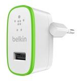 Belkin USB-Strom Ladegerät für iPhone/iPad/iPod 2400mA weiß