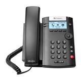 Polycom VVX 201 VoIP-Telefon SIP SDP 2 Leitungen