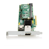 HP Smart Array P212 SAS RAID Controller 256MB, 8port PCI-Express, RAID 0/1/5/10/50