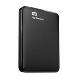HD 500GB Western Digital Elements Portable USB3.0 extern 6,4 cm