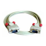 Lindy RS232 Kabel 9 pol.  St/St  3m