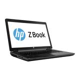 HP ZBook 17 G1 i7-4800MQ 16GB 256GB/750GB 43,9cm W7P/W8P
