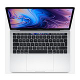 Apple MacBook Pro 2,3GHz Intel QC i5 33,8 cm (13,3'') Retina Display Touch Bar Touch ID 16GB RAM 512GB SSD silber