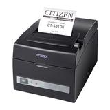 Citizen CT-S310II, Dual-IF, 8 Punkte/mm (203dpi), Cutter, Schwarz